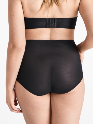 Sweet Tendril Control High Waist Panty