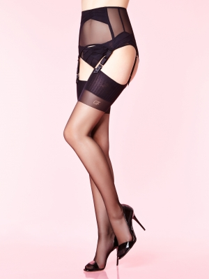 15D Back Seam Stockings