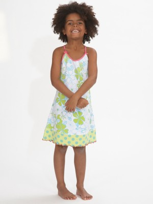 Slipdress-Lime