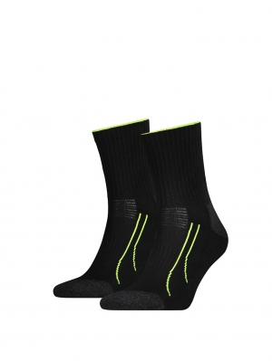 Performance Train Short Sock 2-Pack