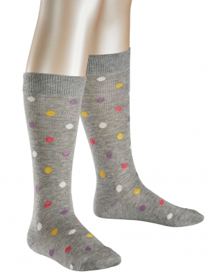 Falke Dot Knee-High
