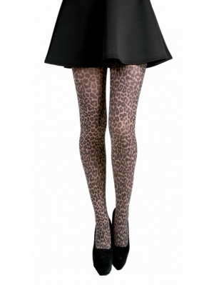 Small Leopard Tights