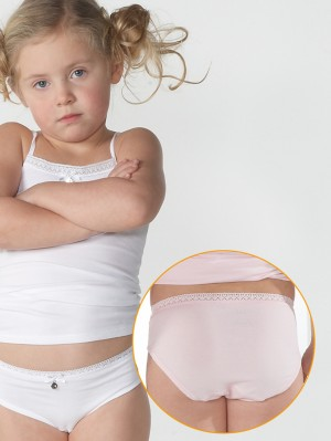 2-Pack Briefs Girls