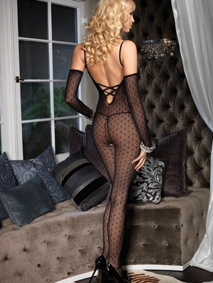 Daisy Bodystocking