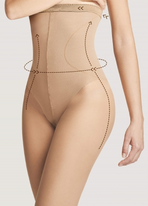 High Waist Bikini 20 Tights