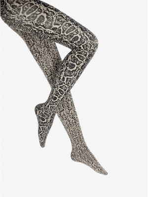 Blotched Snake Tights