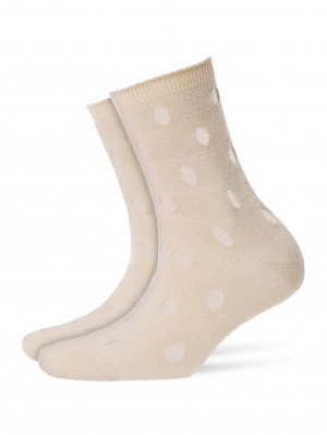 Holes Short Sock