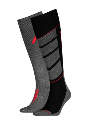 Ski V-Shape Kneehigh 2-pack Unisex