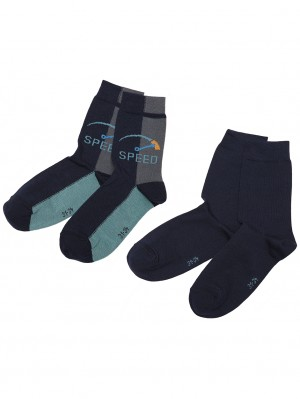 Kids Sock Speed (2 pairs)
