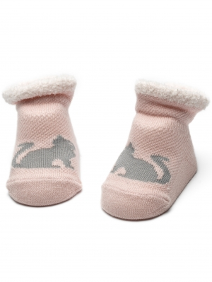 Meow New Born Sock Baby