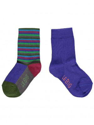 Stripe Boys Sock 2-pack