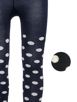 Shiny Dots Tights