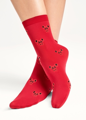 Chinese New Year Socks
