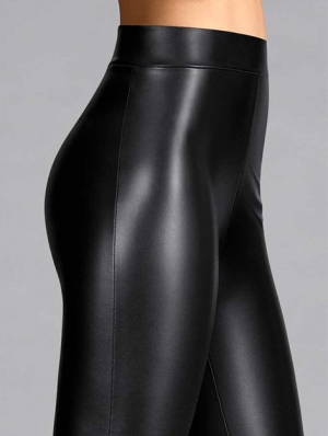 Estella Legging - Exclusive Leatherlook
