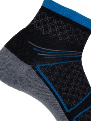Sports Cushion Quarter Sock