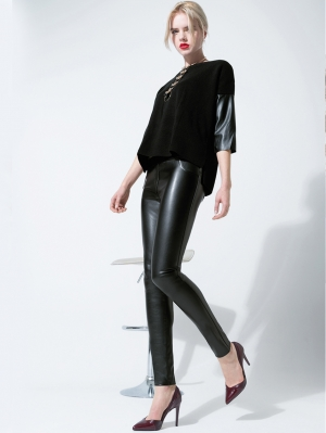 Black Russian Legging
