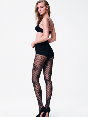 Helena Net Tights