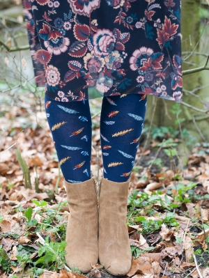 Birds Of A Feather Tights Women