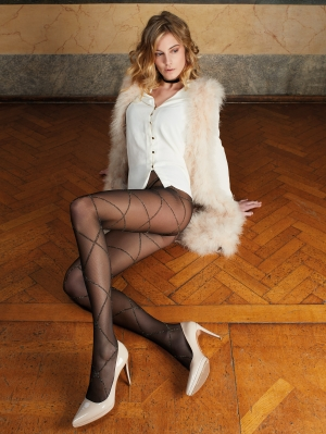 Brunello Lurex Tights
