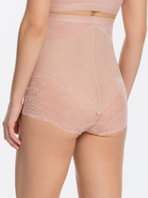 Spotlight On Lace High-Waisted Brief