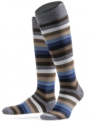 Milano Stripe Knee High