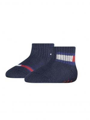 Flag Baby Sock 2-Pack