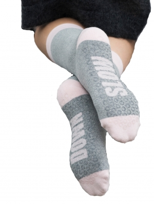 Slow Down Homewear Sock