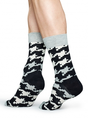 Dogtooth Sock
