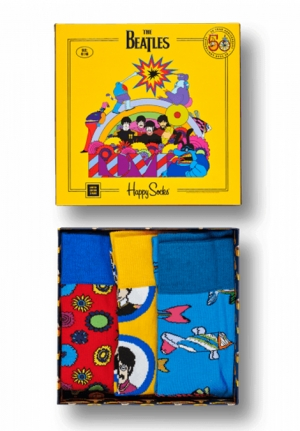 The Beatles Giftbox 3-Pack