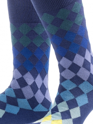 Harlequin Sock