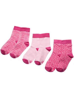 3-Pack Sweet Pink