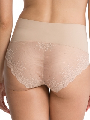 Undie-Tectable Lace Cheeky