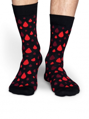 Happy Socks Blood Dot Sock
