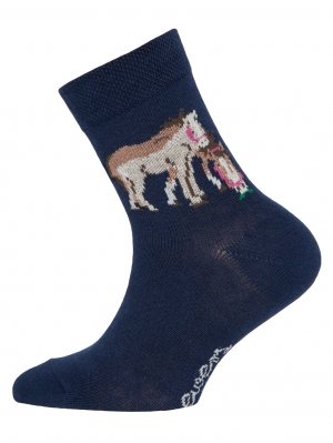 Girls Horse Sock