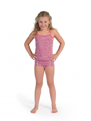 Girls Camisole Zebra