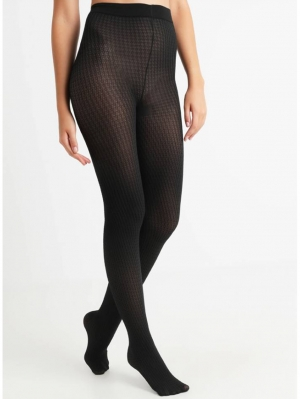 Dogtooth Tights