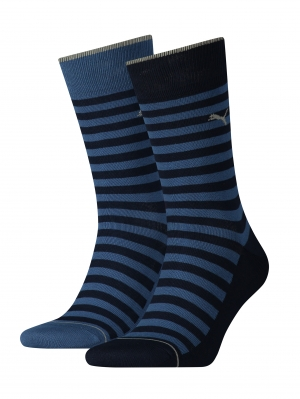 Classic Stripe Sock 2 Pack