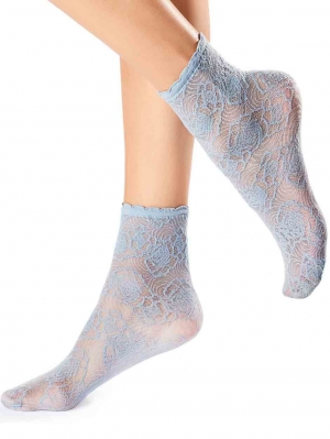 Flower Dalia Socks
