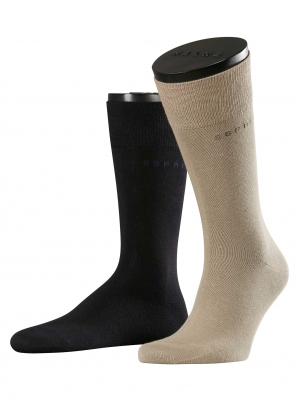 Men Uni Sock 2 Pack