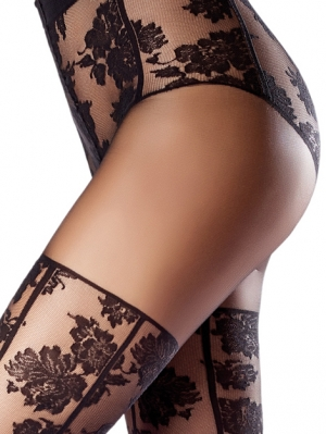 Bouquet Tights