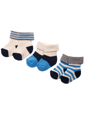New Born Stripe 3-Pack