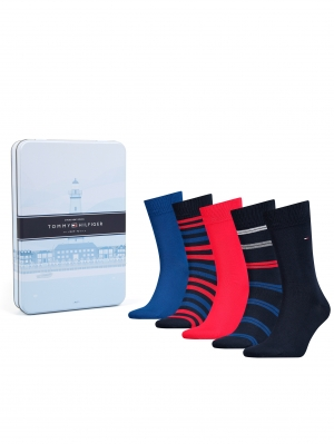 Men Duo Stripes Giftbox 5-pack
