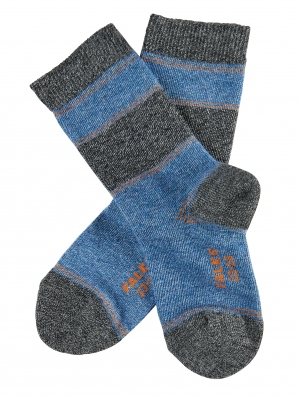 Denim Kids Socks