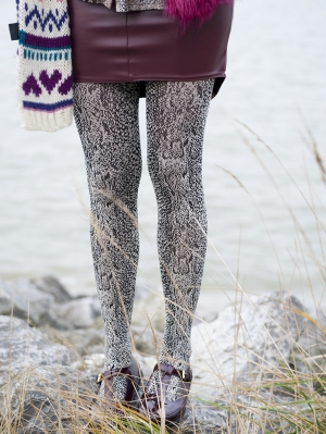 Wildlife Tights