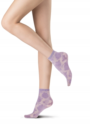 All Colors Lace Socks