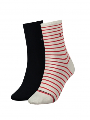 Women Small Stripe 2 Pack
