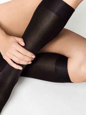 Cotton Knee-Highs 80